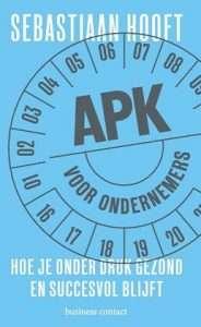 Sebastiaan Hooft: boek APK voor ondernemers