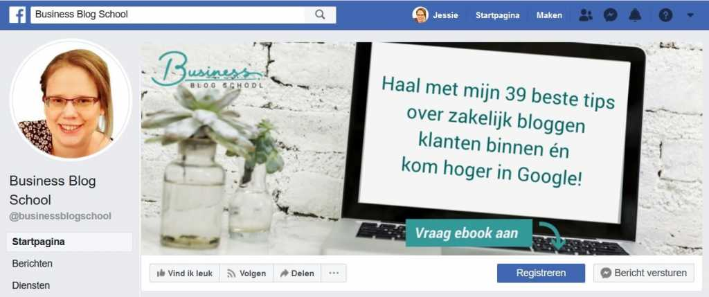 Facebook omslagfoto en profielfoto afmetingen