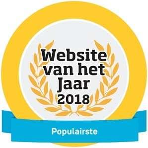 Libelle.nl website van het jaar 2018