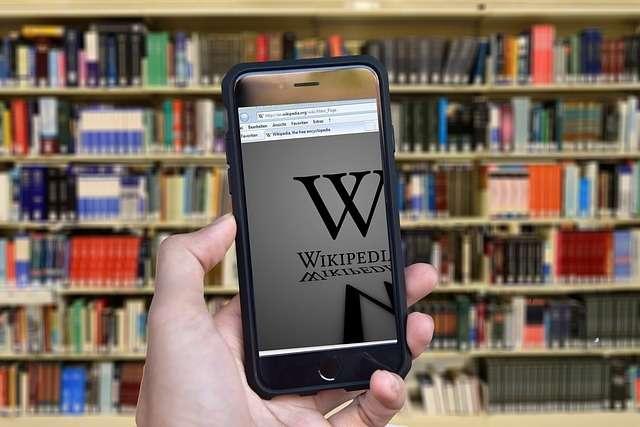 De online encyclopedie of bibliotheek