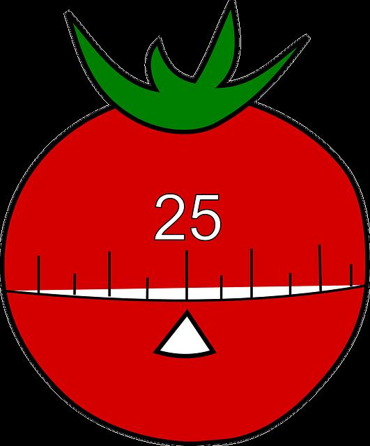 Pomodoro techniek - van deadline naar deadline