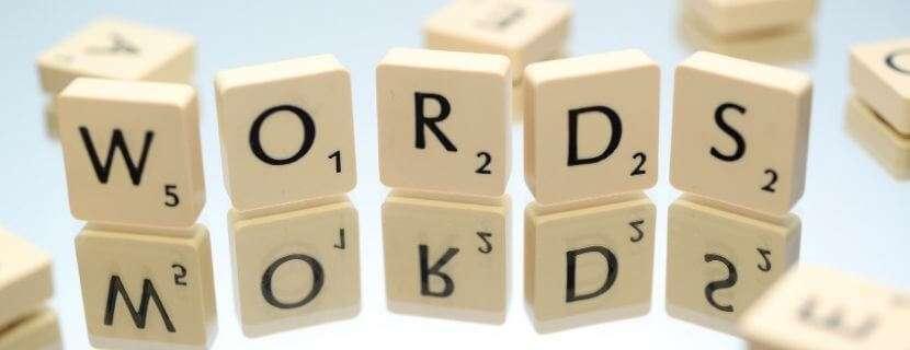 Kies een Woord van het Jaar om je doelen te bereiken