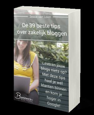 beste tips zakelijk bloggen